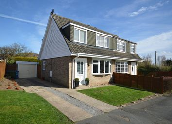 Thumbnail 3 bed semi-detached house for sale in Seafield Avenue, Scarborough