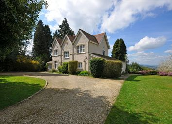 Thumbnail 5 bed detached house to rent in Leckhampton Hill, Cheltenham, Gloucestershire