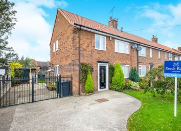 Thumbnail 3 bed semi-detached house for sale in Byron Road, Dinnington, Sheffield