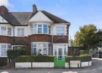 College Road, Kensal Rise NW10. 3 bed end terrace house