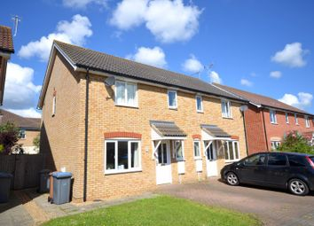 Thumbnail 3 bedroom semi-detached house to rent in Giffords Close, Kesgrave, Ipswich