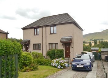 Thumbnail 2 bed semi-detached house for sale in 15 Bower Park, Gateside, Fife