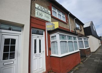 Thumbnail 2 bed terraced house for sale in Brenda Road, Hartlepool, Durham