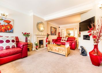 Thumbnail 4 bedroom semi-detached house for sale in Kenway Walk, Rainham