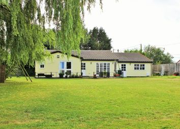 Thumbnail 4 bedroom detached bungalow for sale in Pudsey Hall Lane, Canewdon