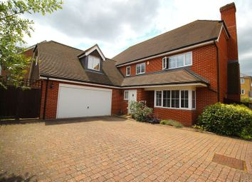 Thumbnail Detached house for sale in Knox Road, Guildford