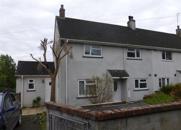 Thumbnail 3 bed semi-detached house to rent in Church Lane, Cargreen, Saltash