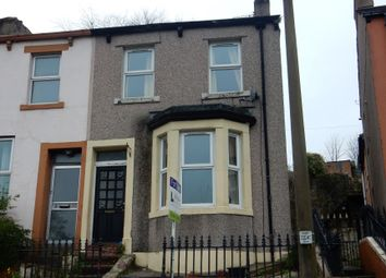 Thumbnail 3 bed end terrace house for sale in 21 Meadow View, Whitehaven, Cumbria