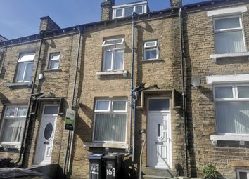 Thumbnail 3 bed terraced house for sale in Washington Street, Bradford