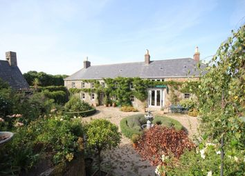 Thumbnail 5 bed detached house for sale in La Route Du Marais, St. Ouen, Jersey