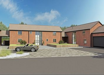 Thumbnail 4 bed detached house for sale in Greenhill, Blackwell