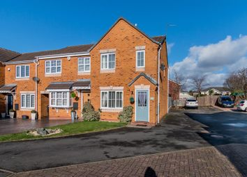 3 bed terraced house for sale in Partridge Mill, Pelsall, Walsall WS3