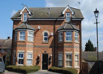 Thumbnail 1 bed flat to rent in Gilbert Mews, Leighton Buzzard