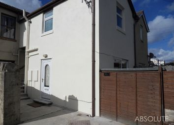 Thumbnail 1 bed semi-detached house to rent in All Saints Road, Torquay