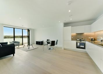 Thumbnail 2 bed flat for sale in Thameside House, Royal Wharf, London