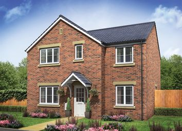 "Thumbnail 4 bed detached house for sale in ""The Corfe"" at Bath Road, Shurnold, Melksham"