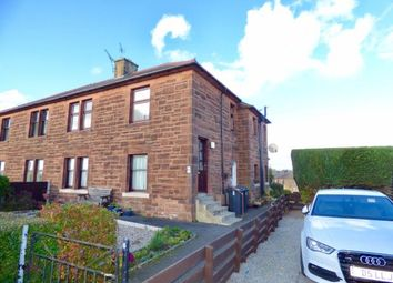 Thumbnail 2 bed flat for sale in Grierson Avenue, Dumfries, Dumfries And Galloway