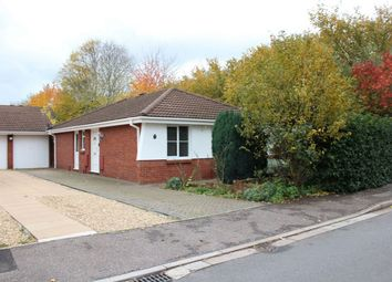Thumbnail 3 bed detached bungalow for sale in Redlake Drive, Taunton, Somerset