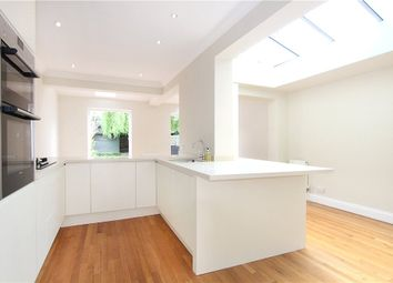 Thumbnail 4 bed terraced house to rent in Pepys Road, Wimbledon