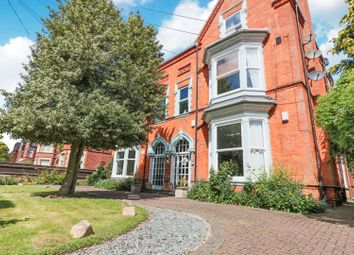 Thumbnail 2 bed flat for sale in 25-27 Welholme Road, Grimsby