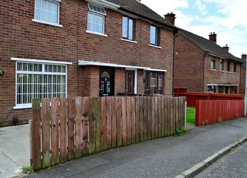 Thumbnail 3 bedroom semi-detached house for sale in Rogers Park, Belfast