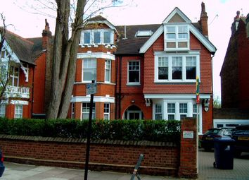 Thumbnail 1 bed flat to rent in Marchwood Crescent, Ealing