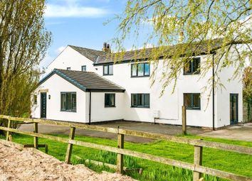 Thumbnail 4 bed farmhouse for sale in Bank Lane, Warton, Preston, Lancashire