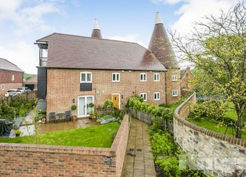 Thumbnail 3 bed flat to rent in Darcy Court, East Malling, West Malling