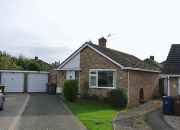 Thumbnail 2 bed detached bungalow for sale in Moselle Drive, Churchdown, Gloucester