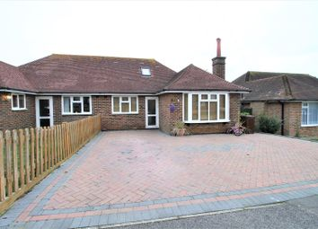 Thumbnail 3 bedroom semi-detached bungalow to rent in Danecourt Close, Bexhill-On-Sea
