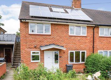 Thumbnail 3 bed semi-detached house for sale in Tidworth Croft, Kings Heath, Birmingham