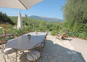 Thumbnail 4 bed villa for sale in Roquefort-Les-Pins, 06330, France