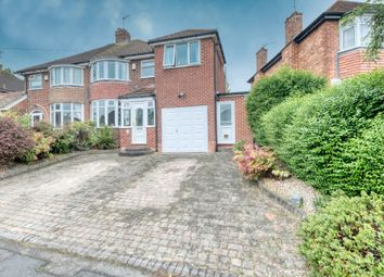 4 bed semi-detached house for sale in Aversley Road, Kings Norton, Birmingham B38