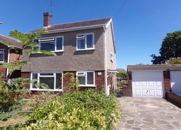 Thumbnail 3 bed detached house to rent in The Gardens, Doddinghurst, Brentwood