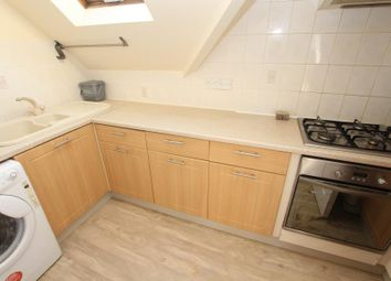 Thumbnail 1 bed flat to rent in High Street, Knaphill, Woking