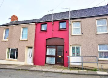 Thumbnail 1 bed terraced house for sale in Dew Street, Haverfordwest