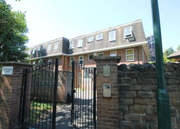 Thumbnail 2 bed flat to rent in Lucknow Road, Mapperley Park, Nottingham