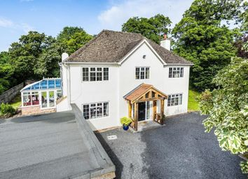 Thumbnail 4 bed detached house for sale in Church Road, Mortimer West End, Reading