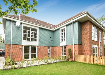 Thumbnail 2 bedroom flat for sale in Portersbridge Street, Romsey, Hampshire