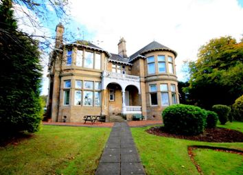 Thumbnail 2 bed flat for sale in Glasgow Road, Uddingston, Glasgow