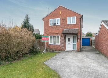 Thumbnail 3 bed detached house for sale in Dublin Croft, Great Sutton, Ellesmere Port, Cheshire