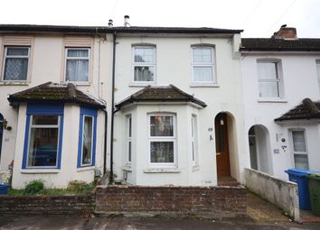 Thumbnail 3 bed terraced house for sale in Pavilion Road, Aldershot, Hampshire