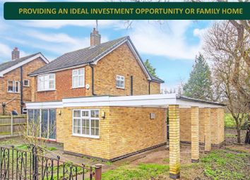 3 bed detached house for sale in Skelton Drive, West Knighton, Leicester LE2