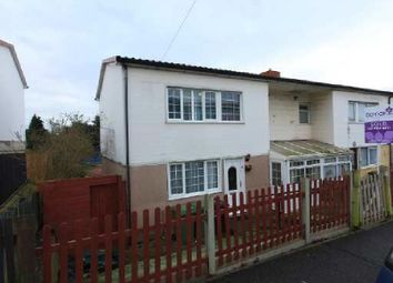 Thumbnail 4 bed end terrace house for sale in Abbeydore Road, Cosham, Portsmouth
