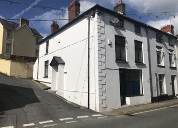 Thumbnail 1 bed town house for sale in High Street, Llandysul