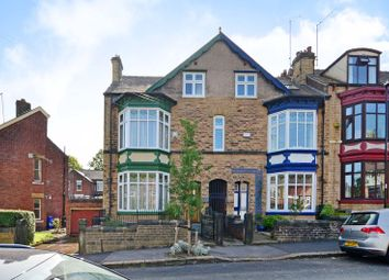 4 bed terraced house for sale in 5 Swaledale Road Carterknowle, Sheffield S7
