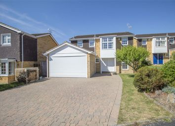 Thumbnail 4 bed detached house for sale in Primrose Drive, Hartley Wintney, Hook