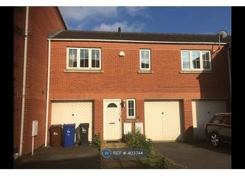 Thumbnail 2 bed terraced house to rent in Grants Yard, Burton-On-Trent