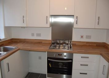 Thumbnail 2 bed end terrace house to rent in Hathersage Close, Grantham
