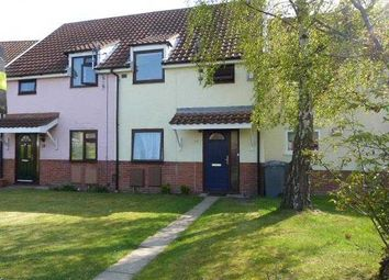 Thumbnail 3 bed terraced house to rent in Farriers Close, Martlesham Heath, Ipswich